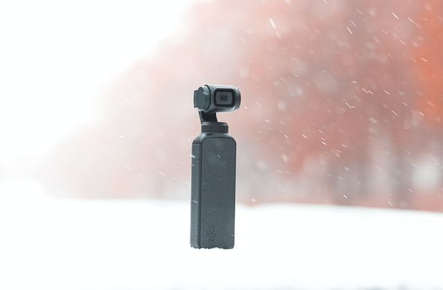 Best camera for youtube - dji osmo pocket