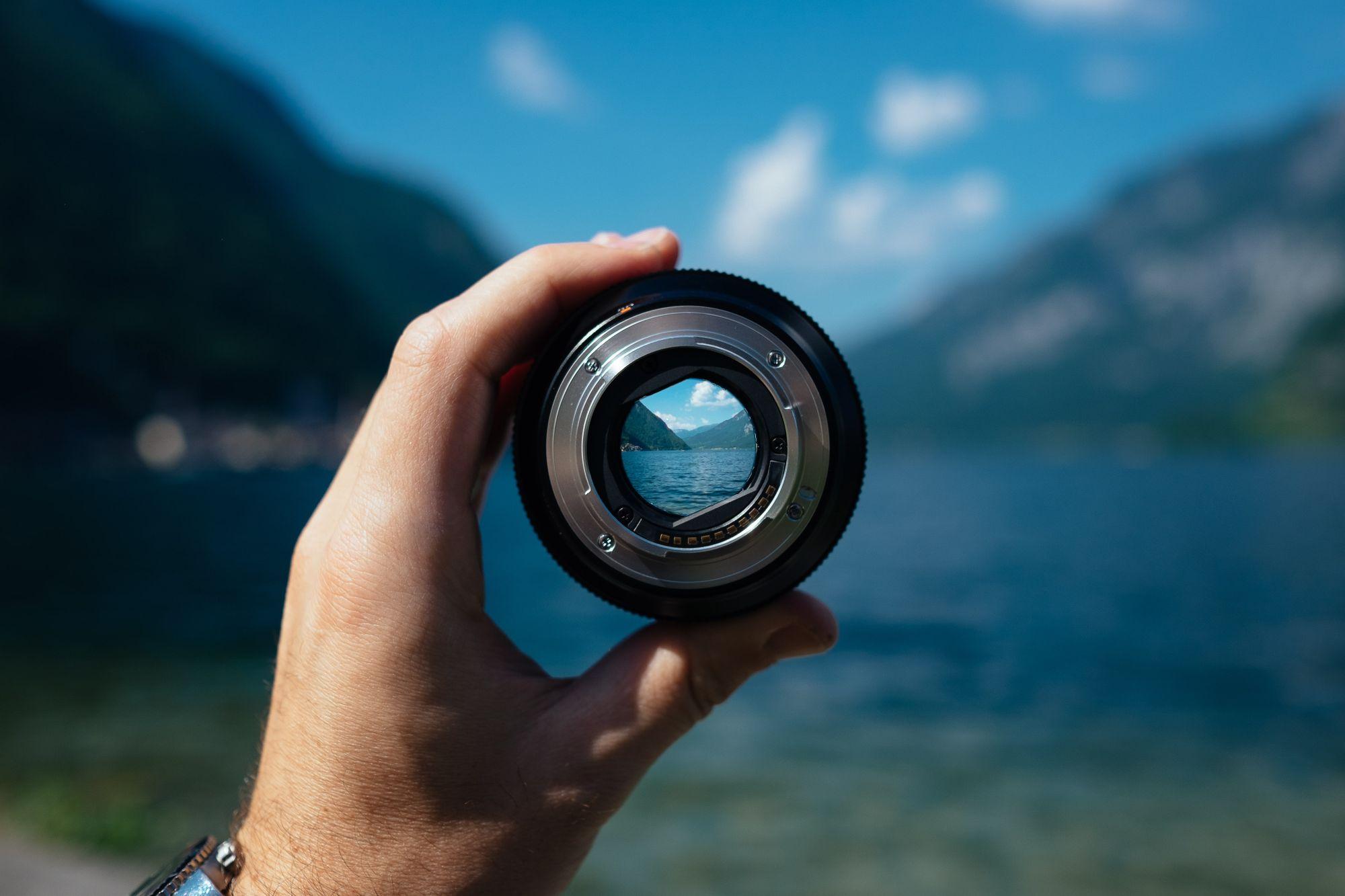 Camera focus in cinematography
