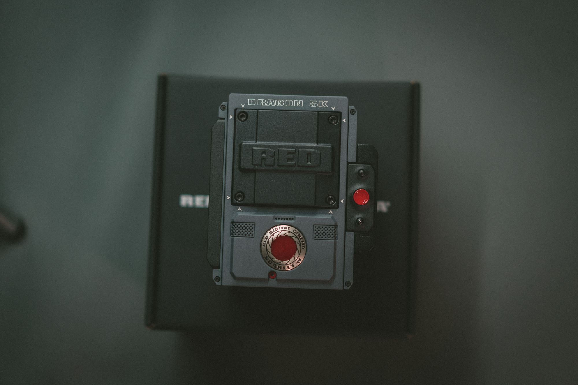 RED Dragon for best music video camera