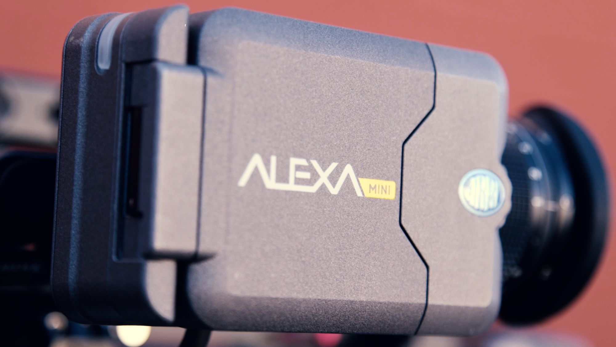Arri Alexa Mini as best camera for music video
