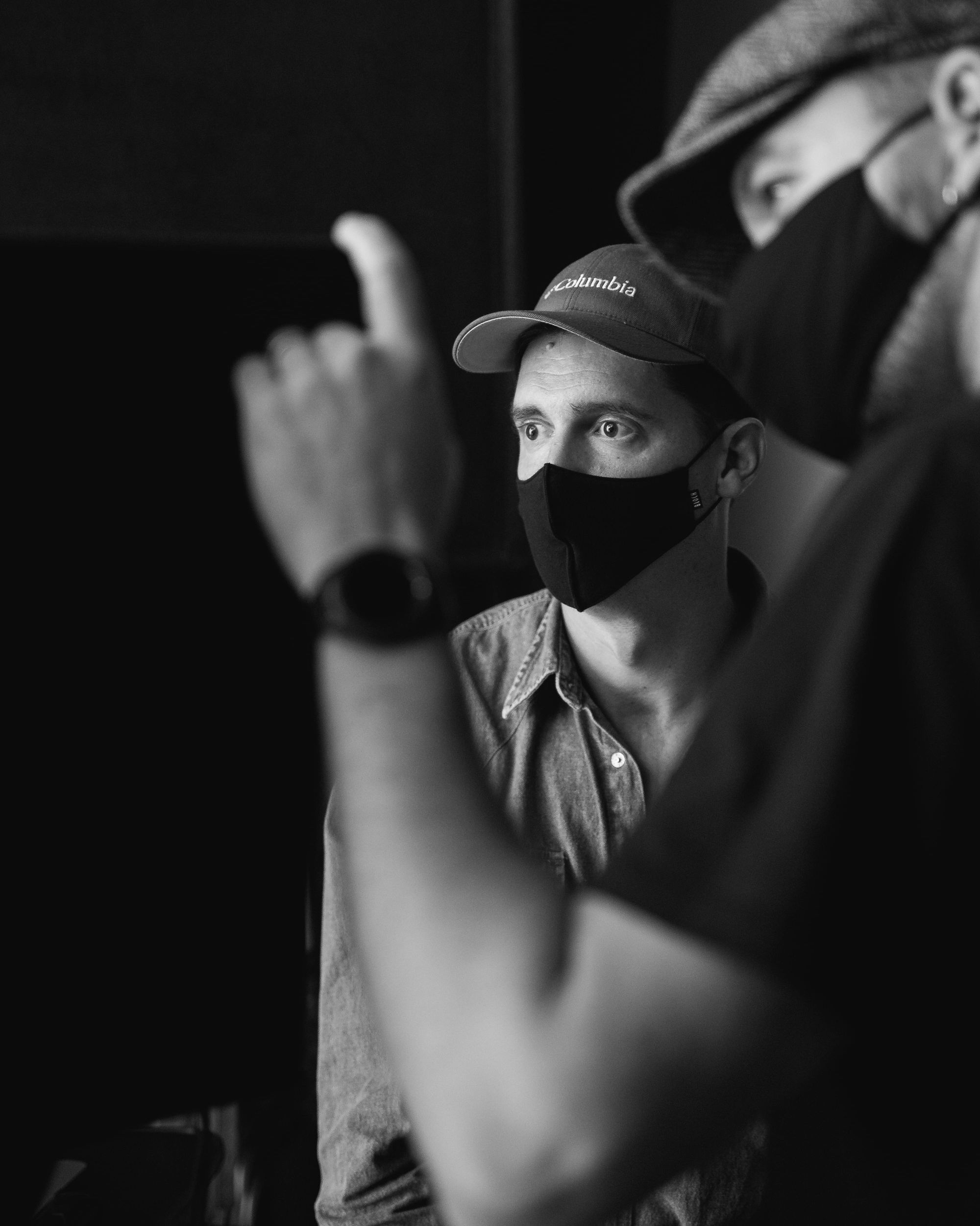 Tom Andrews talks: How to become a filmmaker without film school