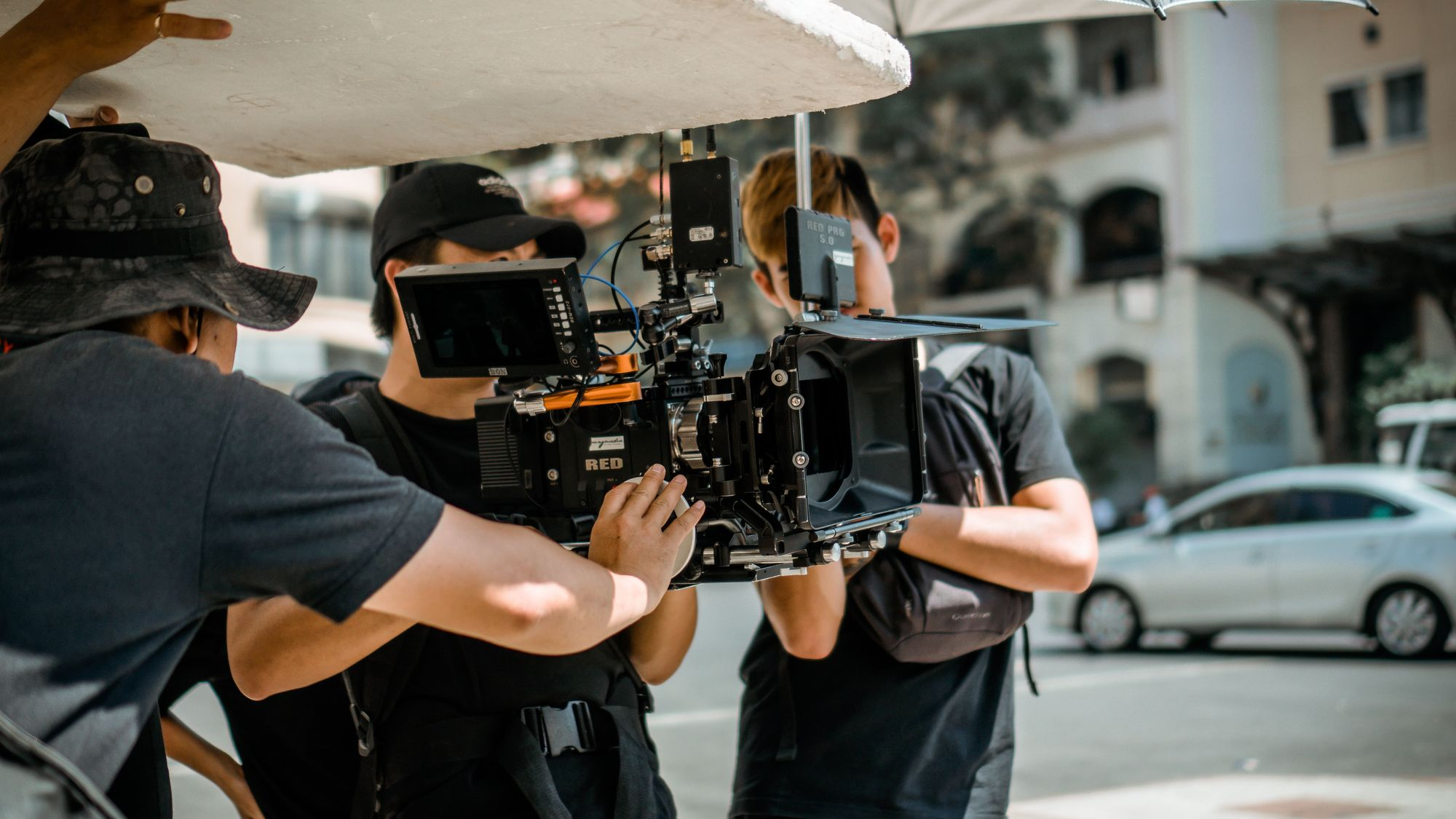 DoP duties during production