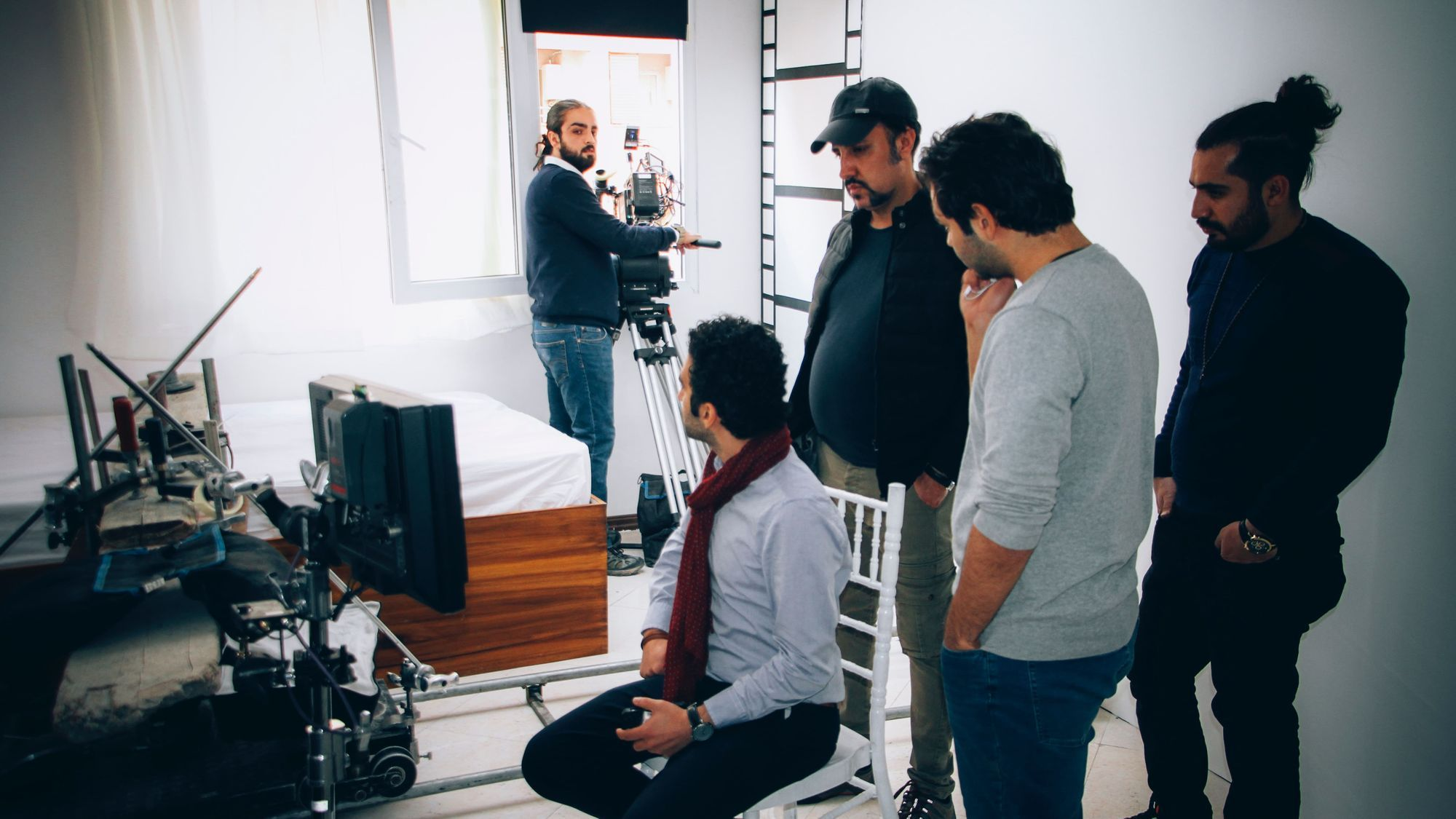 How to become a Director of Photography