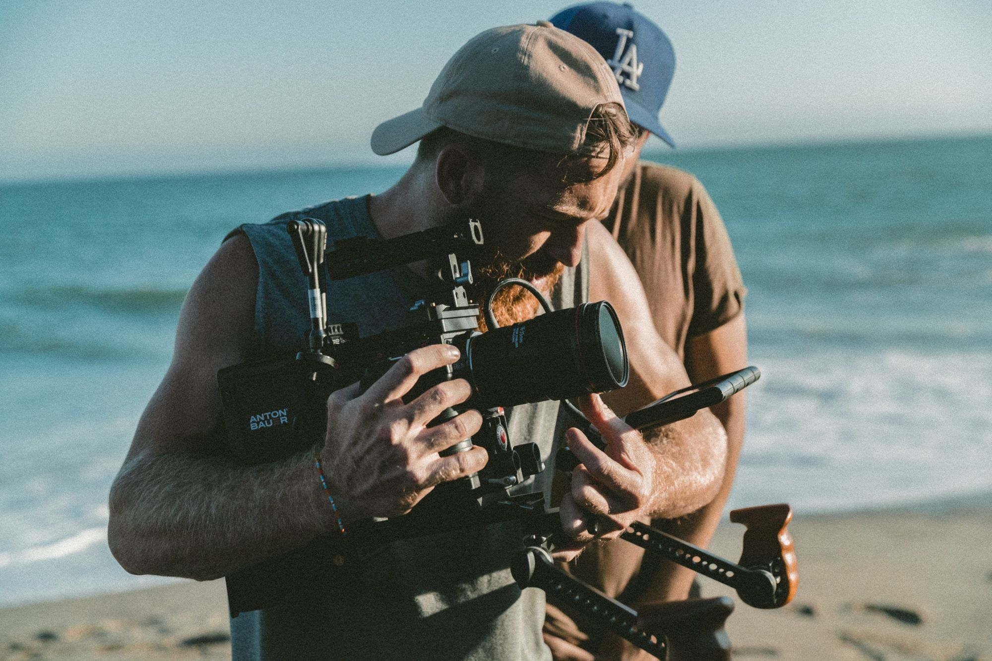 RED cameras are designed for the professional filmmaker