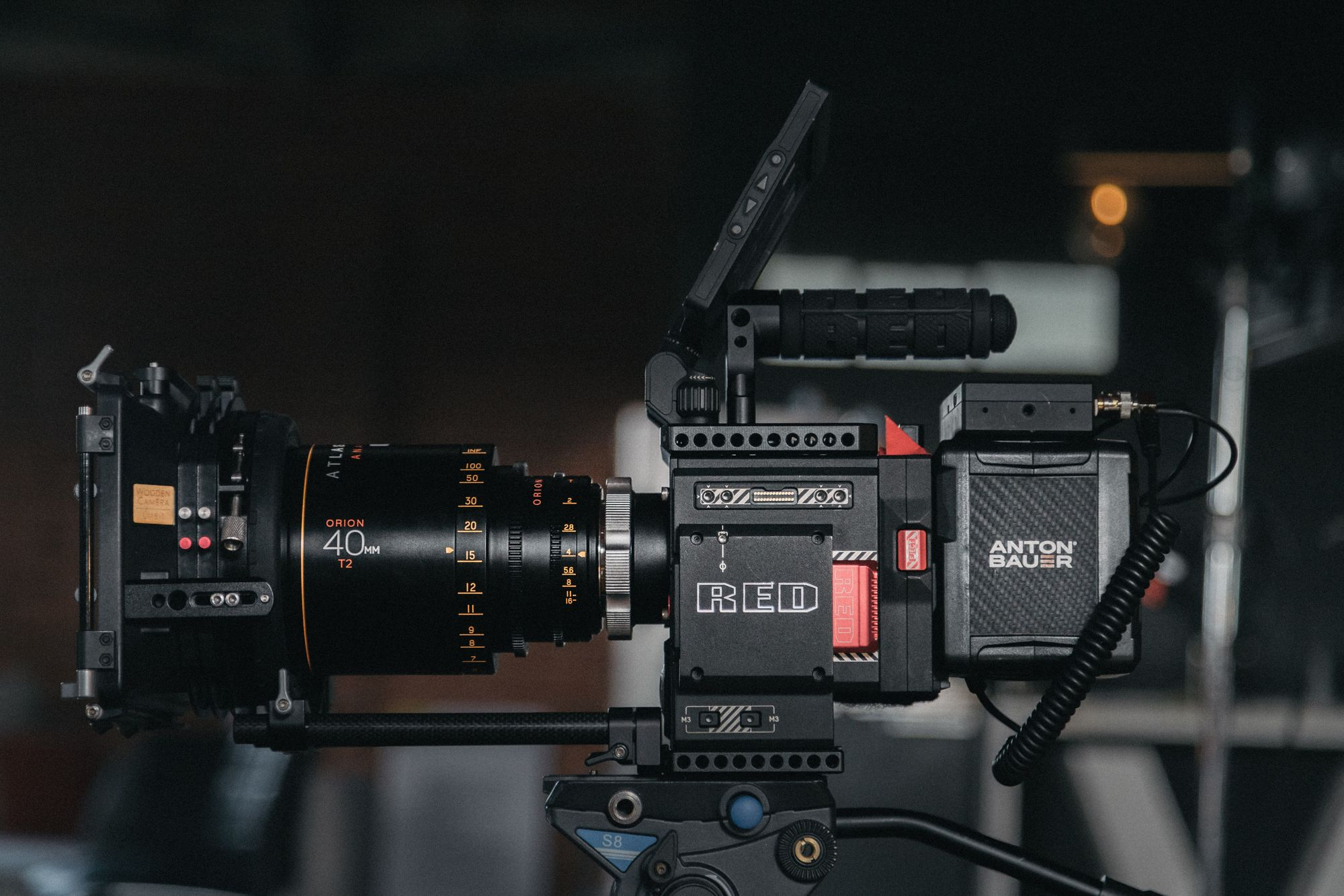 RED camera product history