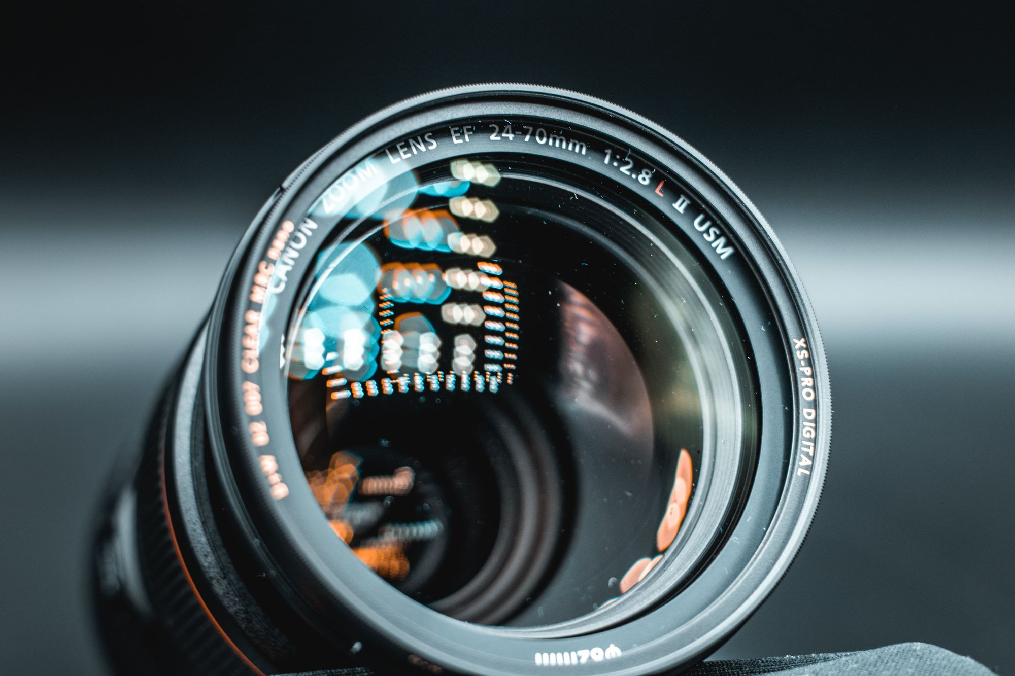 Best lens for landscape the Canon EF 24-70mm